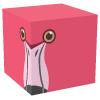 箱式フラミンゴ