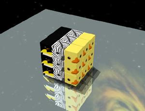 箱式3Dゲーム